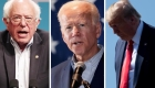 Los candidatos presidenciales descritos en una sola palabra