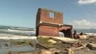 Pobladores en Honduras: El mar se come nuestras casas