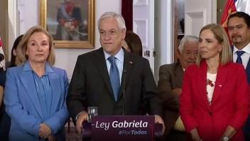 Polémica frase de Piñera sobre las mujeres