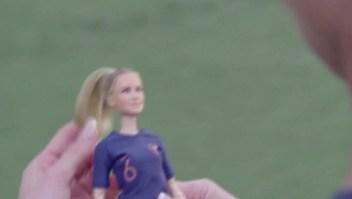 Barbie quiere trabajar por una autoestima saludable
