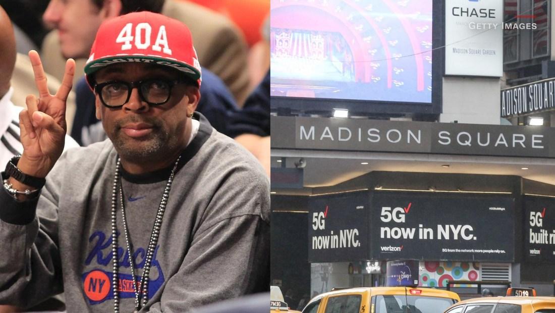 ¿Por qué Spike Lee tiene un desacuerdo con los Knicks?