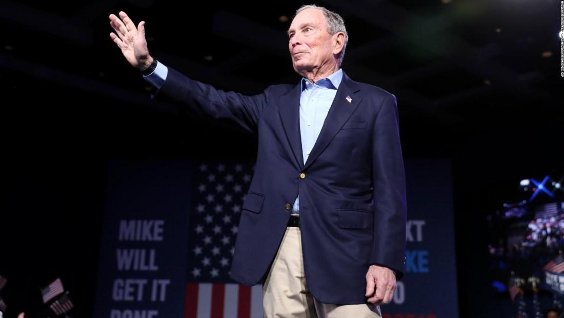 Bloomberg abandona la campaña presidencial