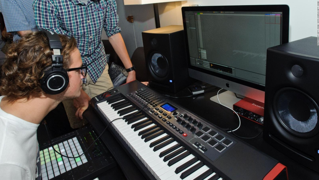 Programadores usan un algoritmo para escribir todas las melodías posibles