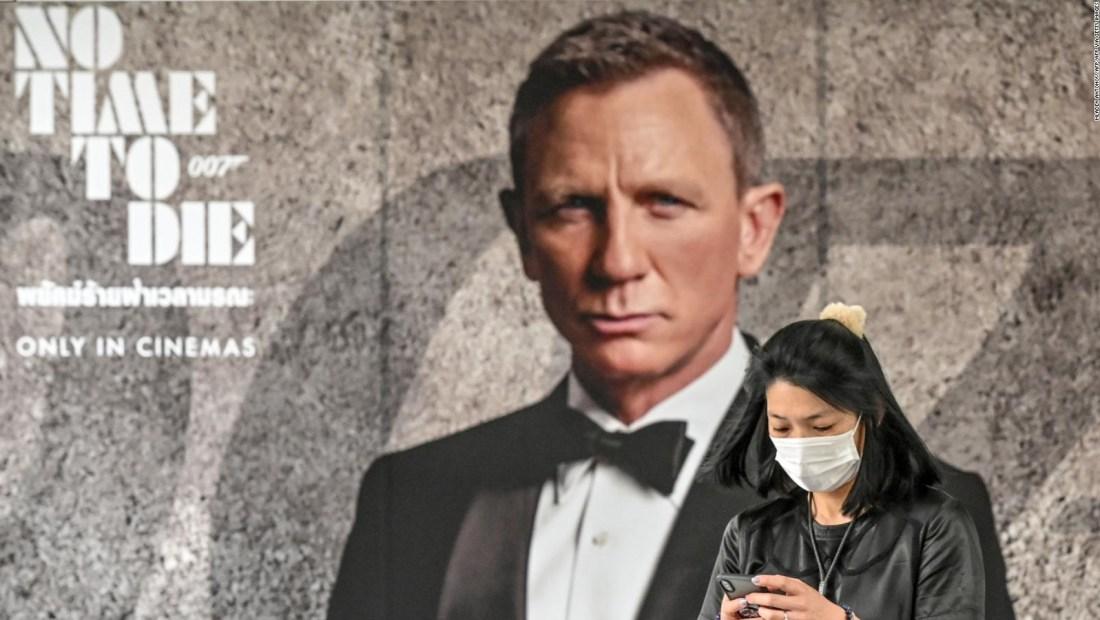 """Nueva película de Bond """"No Time to Die"""" retrasada por coronavirus"""