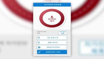 Corea del Sur usa GPS para luchar contra el coronavirus