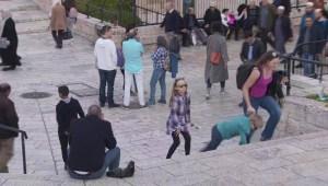Coronavirus podría afectar peregrinos a Israel