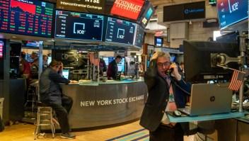 ¿Es el coronavirus el culpable de la caída de Wall Street?