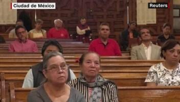 Una iglesia sin santas en México