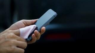 Cómo limpiar el celular