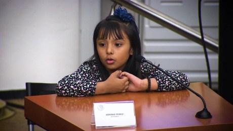 Niña genio mexicana describe cómo se enfrentó al bulliyng