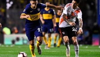 Se define el torneo argentino entre Boca y River