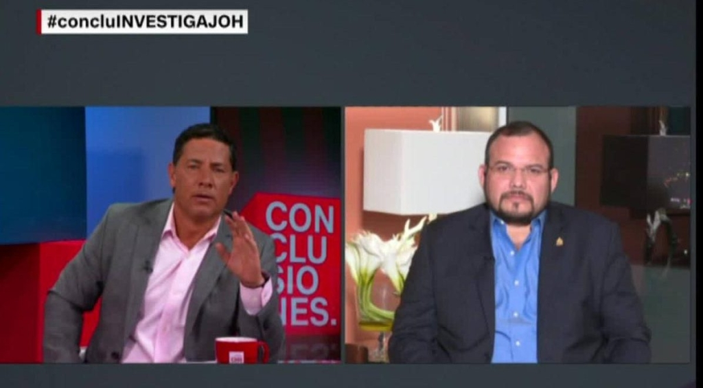 ¿Por qué no se investiga a Juan Orlando Hernández?