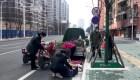 La frustración de los residentes de Wuhan