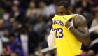 Coronavirus: LeBron James no jugaría a puertas cerradas