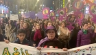 México conmemora las mujeres en el Día Internacional de la Mujer