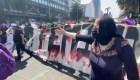 México exige justicia en el Día Internacional de la Mujer