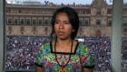 Sara Curruchich sobre la violencia de género en Guatemala