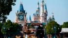 Disney Shanghái reabre parte de sus instalaciones