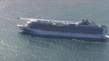 Grand Princess llegará a Oakland para desembarcar