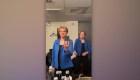 La senadora Elizabeth Warren se unió al #FlipTheSwitch