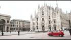 Italia: uno de los países con restricciones más fuertes