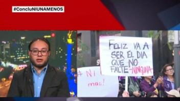 Impacto del paro contra la violencia de género en México