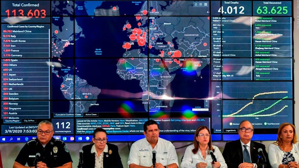 5 cosas para hoy: Primer caso de coronavirus en Panamá