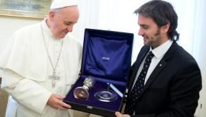 Amigo del papa: La comida de Bergoglio era pollo hervido de una gran simpleza