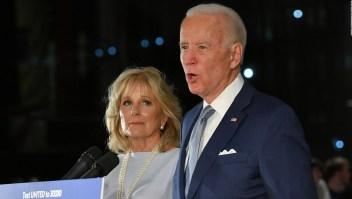 Joe Biden: Con Trump, nuestra democracia está en juego
