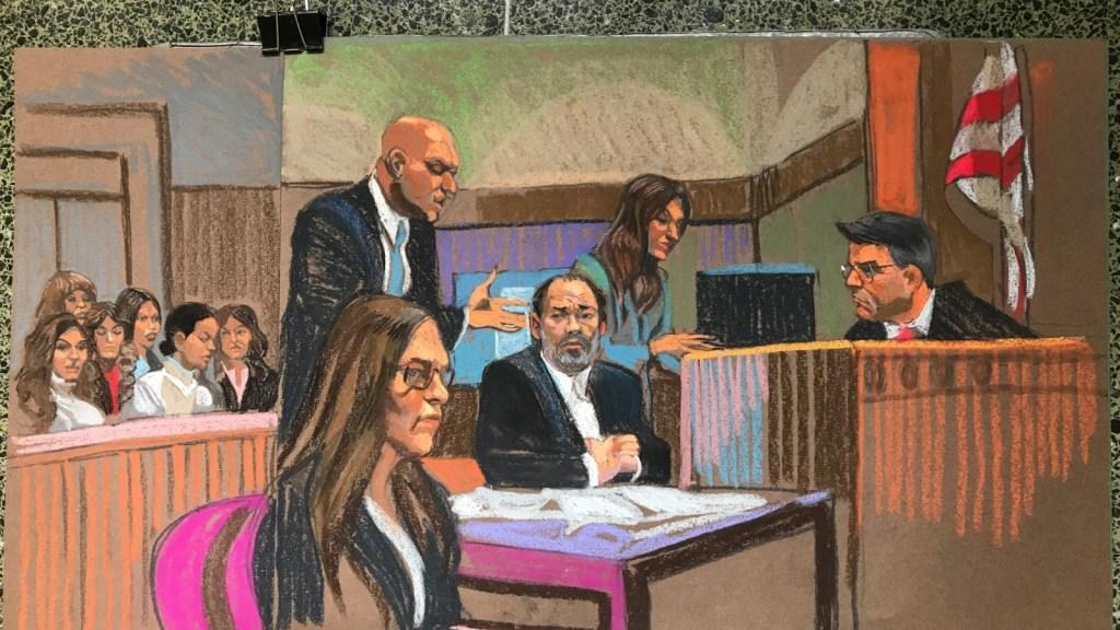 Con la promesa de ser una mejor persona, Weinstein va a la cárcel por 23 años