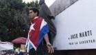 ¿Quién juzga si el artista cubano Luis Manuel Otero deshonró su bandera?