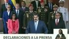 """Maduro sobre el coronavirus: """"No ha llegado a Venezuela"""""""