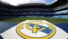 El estadio del Real Madrid se transforma en centro de acopio