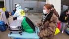 Disminuyen casos de coronavirus en China