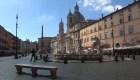 Histórico cierre de iglesias en Roma por el coronavirus
