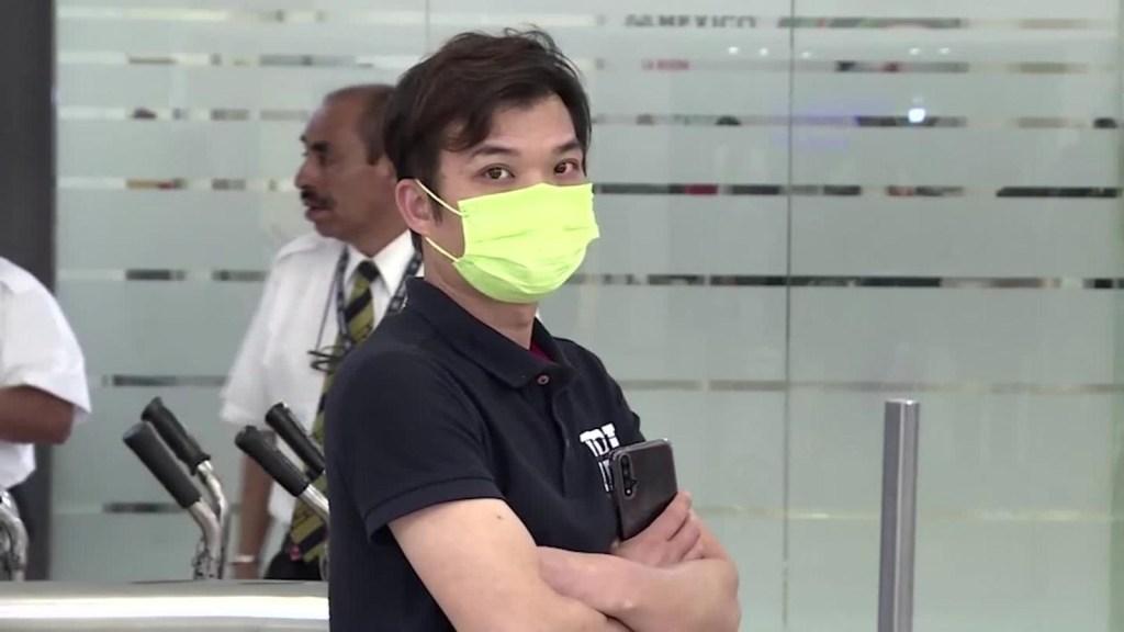 ¿Hay filtro sanitario en el aeropuerto de Ciudad de México?