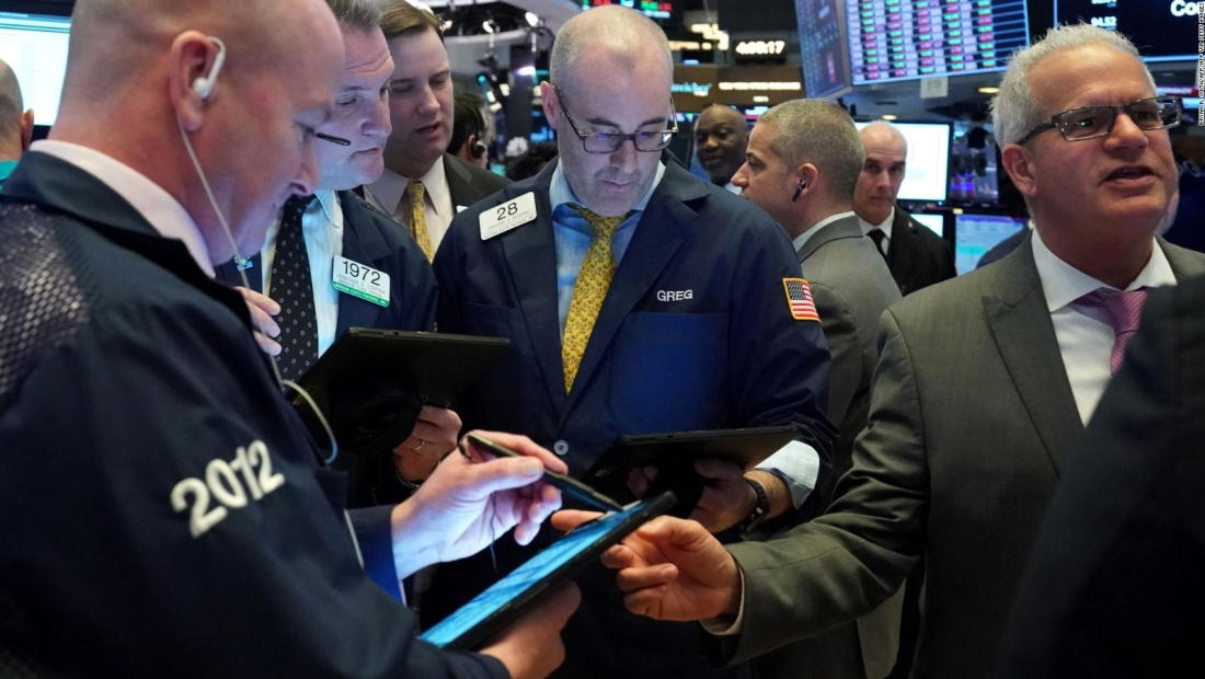 Saltan los mercados en EE.UU.