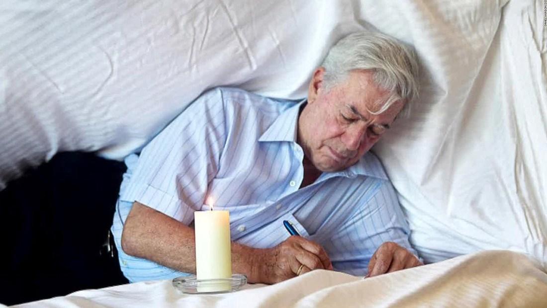 Las fotografías más íntimas de Vargas Llosa