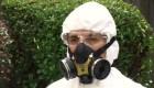 Así se protegen las autoridades contra el coronavirus