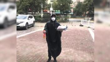 La experiencia de un ecuatoriano para salir de Wuhan