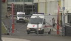 Construyen un hospital para casos de coronavirus en Rusia