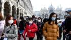 OMS: Europa es el epicentro del coronavirus