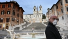 Los ojos puestos en Italia por el coronavirus