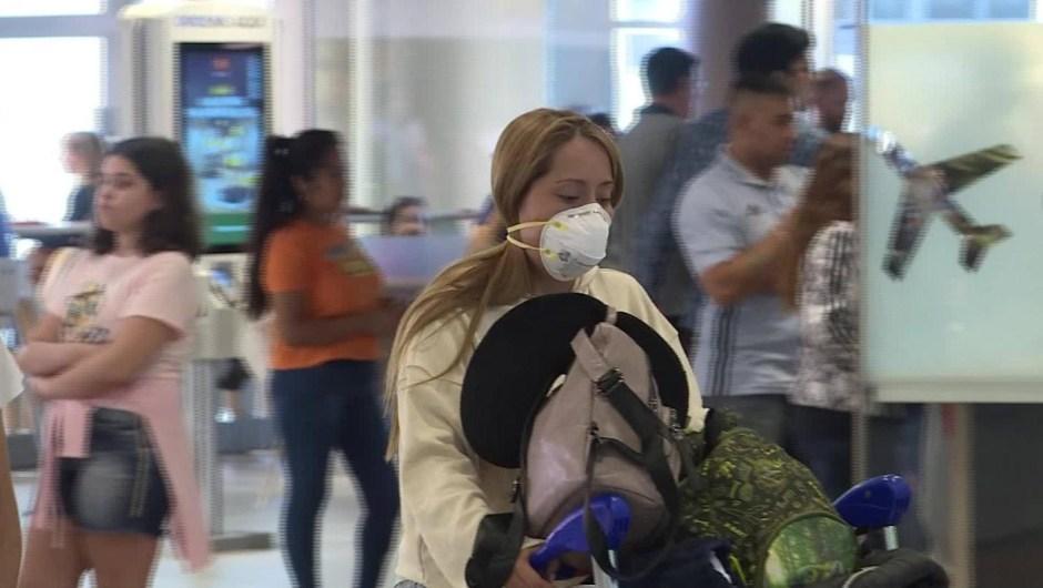 Coronavirus sacude el turismo en Argentina