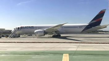 Por la baja demanda, LATAM Airlines reduce vuelos