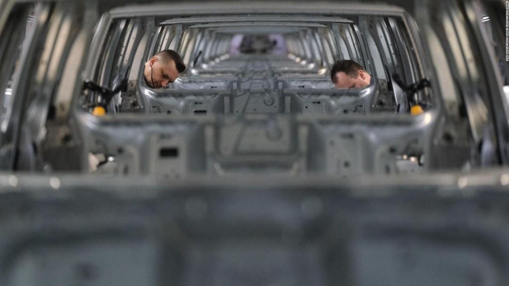 Una automotriz alemana cierra sus plantas en Europa