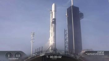 ¿Cuál es el objetivo de los satélites de SpaceX?