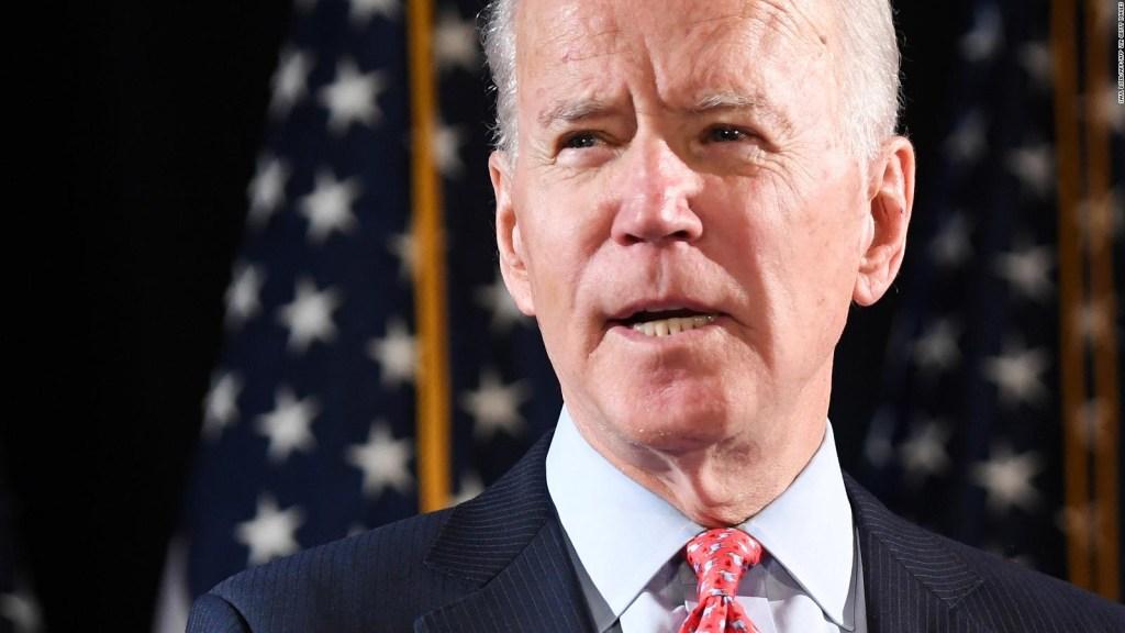 ¿Es Biden el favorito de los demócratas?