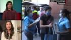 Reportera de CNN en Español varada en EE.UU.