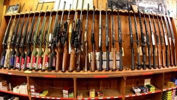 Aumenta en EE.UU. la venta de armas